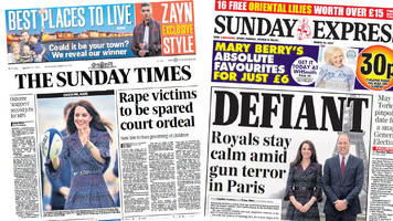paper review: 'defiant' royals and rape law reform