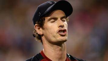 andy murray withdraws from miami open with elbow injury