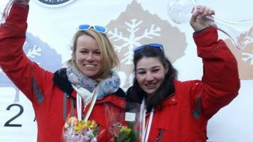 menna fitzpatrick wins women's slalom silver in world cup finals