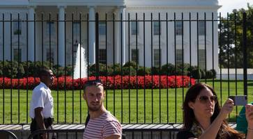 Another Intruder Attempts To Jump White House Fence; Immediately Taken Down By Secret Service