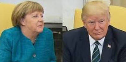 Trump Warns Germany Owes Vast Sums To US... Must Be Paid For Defense