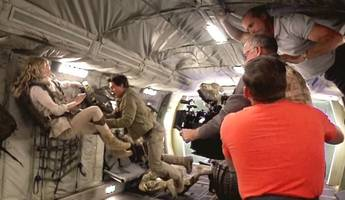 Tom Cruise Pulls Off an Amazing Stunt in 'The Mummy' Featurette