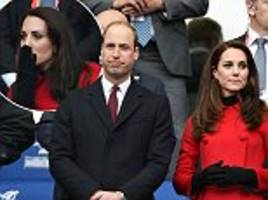 kate middleton and prince william continue paris tour