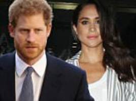 prince harry's girlfriend meghan markle 'to quit acting'