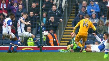 mcgeady earns preston late draw at blackburn