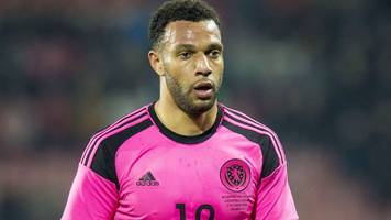 scotland v canada: matt phillips and james morrison could miss friendly
