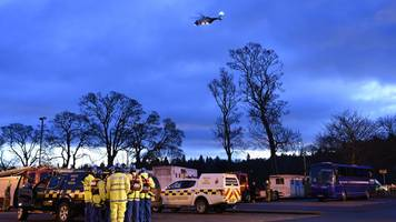 Major search for man missing in River Tay