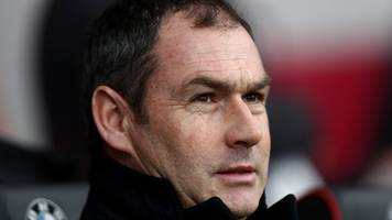 Swansea City: Paul Clement staying positive after Bournemouth defeat
