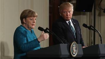 Trump Says Germany 'Owes' The US And NATO For Defense