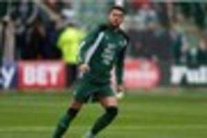 plymouth argyle ace jake jervis reveals message of support for...