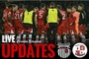 grimsby town vs crawley town live score updates: all the action...