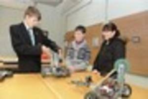 Humber UTC opens its doors with help from a few robots