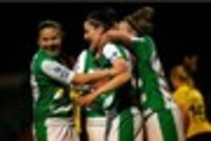 Yeovil Town Ladies aiming to reach last eight of Women's FA Cup...