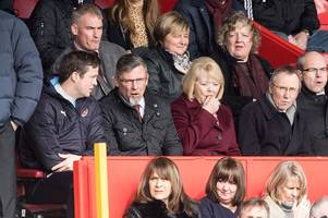 craig levein makes half-time appearance in hearts dressing room but ian cathro shrugs it off as 'normal'