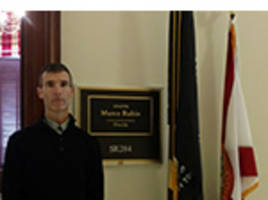 enterprise holdings fraud victim travels to capitol hill to u.s. senator marco rubio's office to discuss legislative changes for rental car industry
