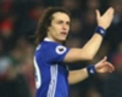 'nobody will make it easy' - david luiz warns chelsea still have long way to go in title race