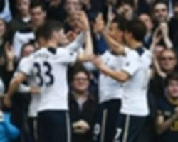 spurs mark best home run in nearly 30 years with southampton win