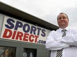 daily briefing: sports direct increases stake in debenhams