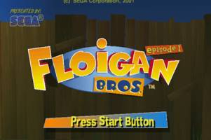 Dust off your Sega Dreamcast: All 'Floigan Bros.' DLC is finally available 16 years later