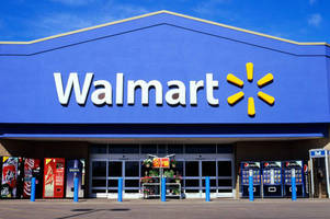 Heads up: Walmart patent filing points to in-store drones that deliver products