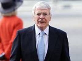john major's plea for theresa may to disown brexiteers