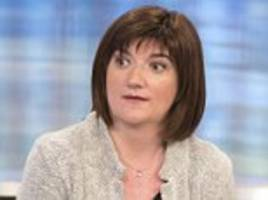 nicky morgan joins forces with nick clegg and labour
