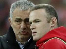 gary neville doubts wayne rooney stay at manchester united