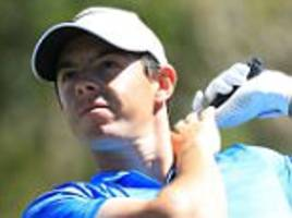 mcilroy is roaring ahead of the masters after