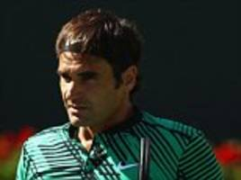 roger federer wins indian wells masters