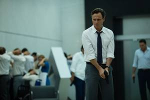 The Belko Experiment review: it's almost horror-satire, but it settles for splatter
