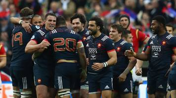 Six Nations Rugby to review incidents at end of France-Wales game