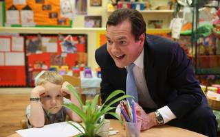 george osborne's new job will be scrutinised by parliament