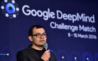 it looks like deepmind's founders are paying it forward
