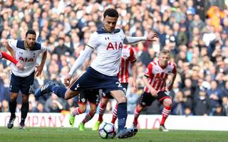 versatile alli fires spurs to 10th home league win in a row