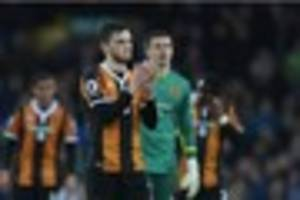 Hull City player ratings from 4-0 defeat at Everton as Harry...