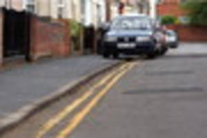 Wheelchair user appeals to motorists to stop pavement parking as...