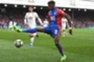 'genius crystal palace winger should take rough treatment as a...