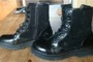 A Dover mum is angry because these £14.99 boots have been...