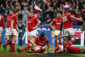 the winners and losers as wales' bizarre 100-minute defeat to france in paris begins to sink in