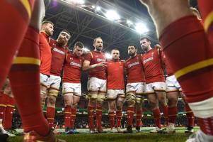 wales' six nations squad ratings: every player used by rob howley marked out of 10 for their tournament performance