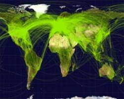 NASA space radio could change how flights are tracked worldwide