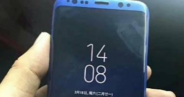 Samsung Galaxy S8 Allegedly Leaks in Blue, Gray, Silver and Purple Colors