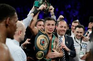 Gennady Golovkin goes the distance for first time, edges Danny Jacobs at MSG