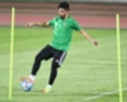 UAE AFC World Cup 2018 Qualifier: Mahdi Ali excludes injured Amer Abdulrahman from squad to face Japan