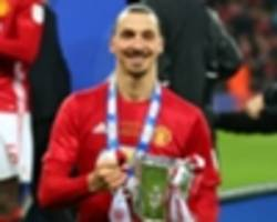 a king recognises a king - zlatan greets juan carlos i as only zlatan could