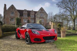 Lotus somehow found 90 pounds to cut from its flyweight Elise