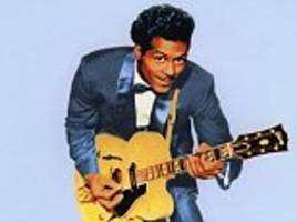 godfather of rock: tributes to chuck berry