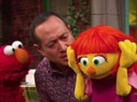 Sesame Street introduces autistic character named Julia