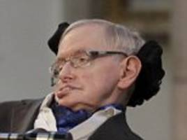 i'll go into space, says professor hawking
