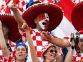 croatia to play in front of first full crowd since 2014